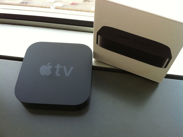 Apple tv configuration